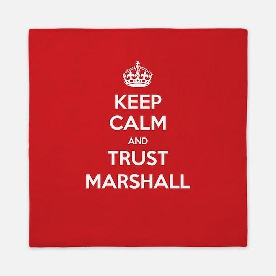 Trust Marshall Queen Duvet
