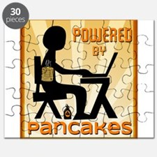 Powered by Pancakes Puzzle