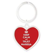 Trust Marissa Keychains