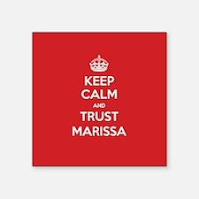Trust Marissa Sticker
