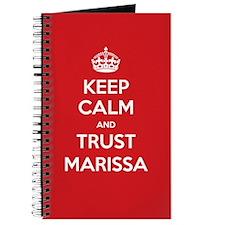 Trust Marissa Journal