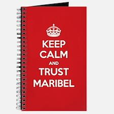 Trust Maribel Journal