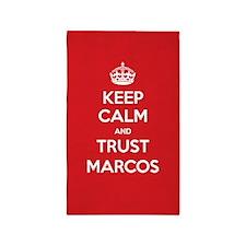 Trust Marcos 3'x5' Area Rug