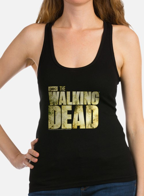 The Walking Dead Racerback Tank Top