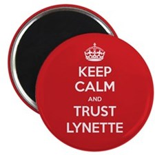 Trust Lynette Magnets