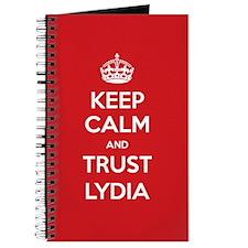 Trust Lydia Journal