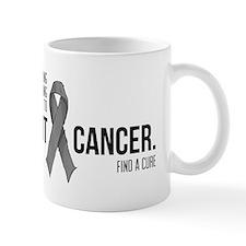 Fight Brain Cancer Mugs
