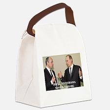anti obama joke Canvas Lunch Bag