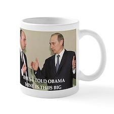 anti obama joke Mugs
