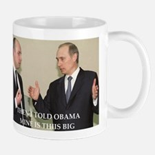 anti obama joke Mugs