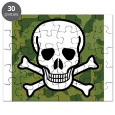 Skull and Crossbones Puzzle