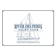 River Des Peres Yacht Club - Banner