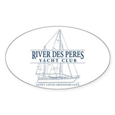 River Des Peres Yacht Club - Decal