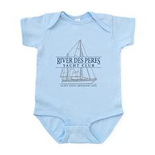 River Des Peres Yacht Club - Infant Bodysuit