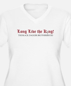 Long Live The King Plus Size T-Shirt