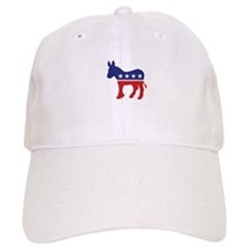 Democrat Original Donkey Logo Baseball Baseball Cap