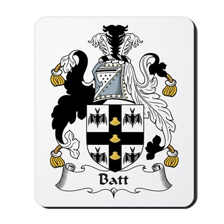 Batt Mousepad