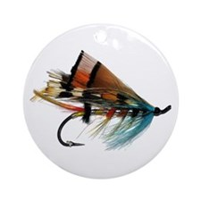 """""""Fly 2"""" Ornament (Round)"""