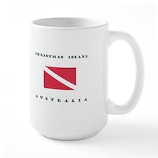 Christmas Island Australia Dive Mugs