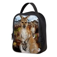 Kangaroo Neoprene Lunch Bag
