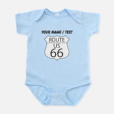 Custom U.S. Route 66 Sign Body Suit