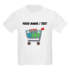 Custom Shopping Cart T-Shirt