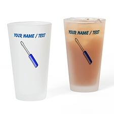 Custom Screwdriver Drinking Glass