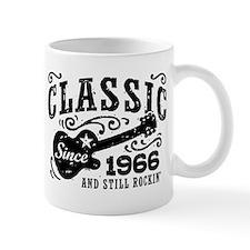 Classic Since 1966 Small Mug