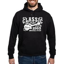 Classic Since 1963 Hoodie