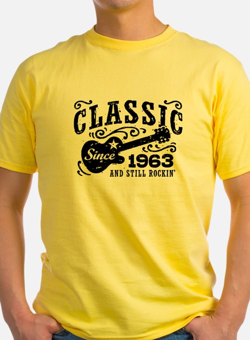 Classic Since 1963 T