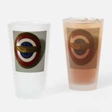 Skyteam Drinking Glass