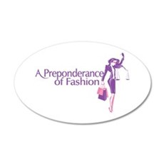 Fashion Law Blog Logo Wall Decal