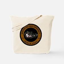 1941 Black Edition Camo Gator Tote Bag