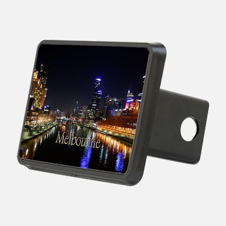 Melbourne City Light Yarra River Reflection Hitch