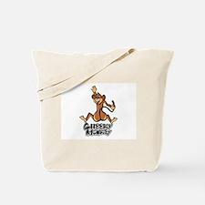 Cheeeky Monkey Tote Bag