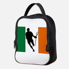 Lacrosse Flag IRock Ireland Neoprene Lunch Bag