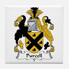 Purcell Tile Coaster