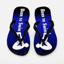Swim Champ Flip Flops