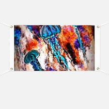 Jellyfish Jump Electric Banner