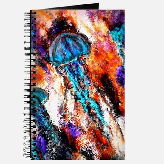 Jellyfish Jump Electric Journal