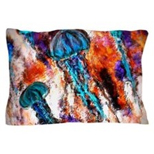 Jellyfish Jump Electric Pillow Case