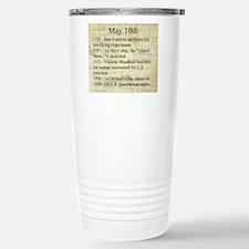 May 10th Travel Mug