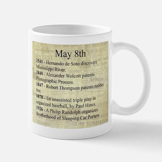 May 8th Mugs
