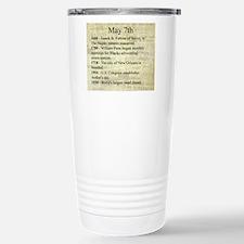 May 7th Travel Mug