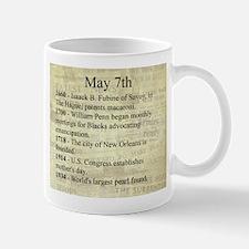 May 7th Mugs
