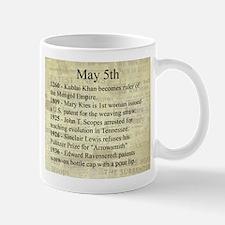 May 5th Mugs