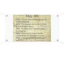 May 4th Banner