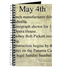 May 4th Journal