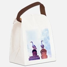 The Lookouts Canvas Lunch Bag