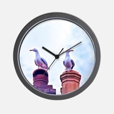 The Lookouts Wall Clock